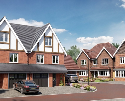 Scholars, Broxbourne - New Property Development