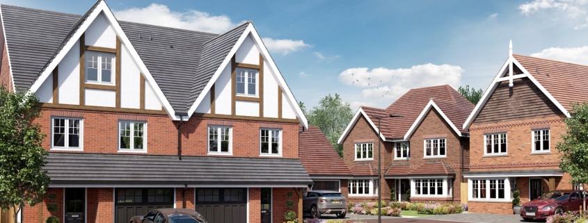 Scholars, Broxbourne - New Property Development