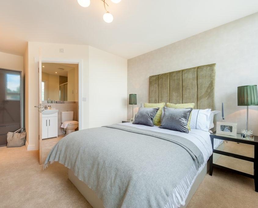 Skyline - bedroom