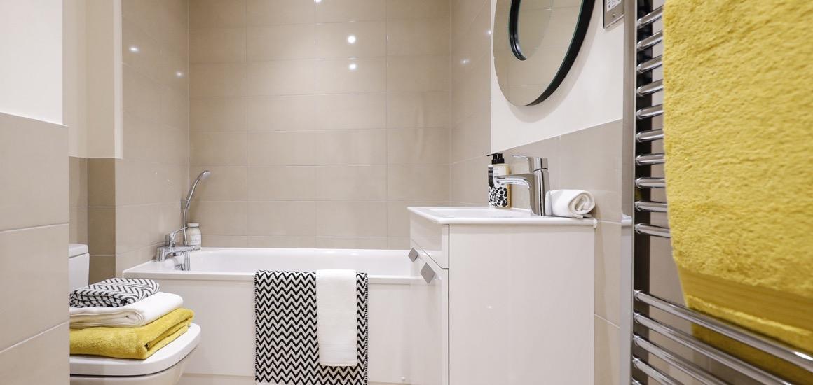 Times Square - Welwyn Garden City - Bathroom