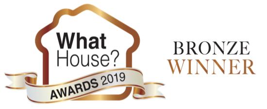 What House? Bronze Winner - House Building Awards 2019