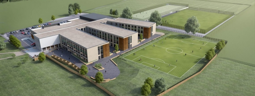 Broxbourne School Development Progress
