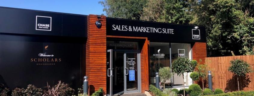 Sales & Marketing Suite - Broxbourne Development